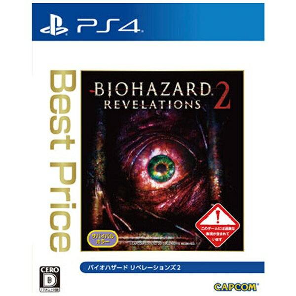カプコン バイオハザード リベレーションズ2 PlayStation 4 the Best【PS4ゲームソフト】