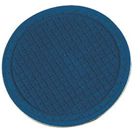 シンビ Shimbi シンビ スエードコースター #330 丸 ブルー <PKCC34A>[PKCC34A]