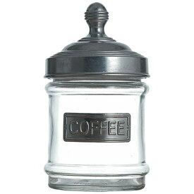 ダルトン DULTON アルミキャップ ガラス キャニスター 100-030C COFFEE <AKY3502>[AKY3502]