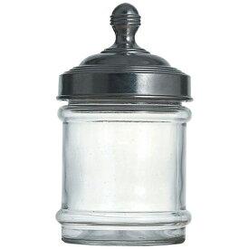 ダルトン DULTON アルミキャップ ガラス キャニスター 100-030 無地 <AKY3501>[AKY3501]