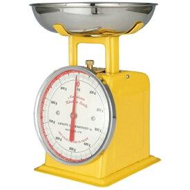 ダルトン DULTON アメリカンキッチンスケール100-061 1kg イエロー <BSK8503>[BSK8503]