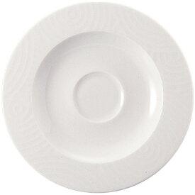 ミヤザキ食器 MIYAZAKI エコス 兼用ソーサー18cm(12個入) CV0105 <REC1501>[REC1501]