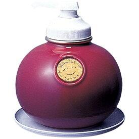 サラヤ saraya ウォッシュボン専用 陶器製容器(受皿付) MF-1 ワインレッド <XSY343F>[XSY343F]