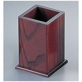 ヤマコー YAMACO 木製 角型はし立 15101 (ハイブラウン) <PHS17>[PHS17]