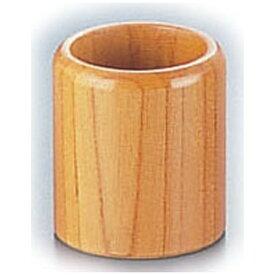 ヤマコー YAMACO 木製 丸型楊枝立15231(ナチュラル) <PYC41>[PYC41]