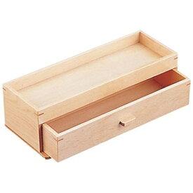 ヤマコー YAMACO 木製 カスター&箸箱 ナチュラル <PHSA2>[PHSA2]