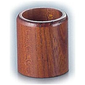 ヤマコー YAMACO 木製 丸型楊枝立 15251(ブラウン) <PYC39>[PYC39]