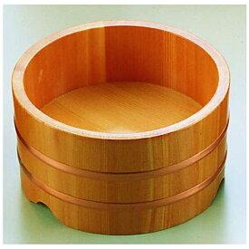 ヤマコー YAMACO サワラ うどん桶 6寸 <QUD08>[QUD08]