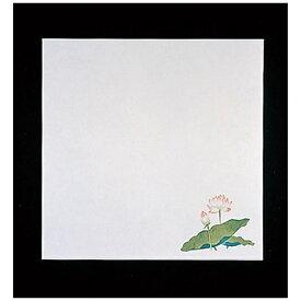 ヤマコー YAMACO 四季耐油天紙(小) はす (100枚入) <QTI23>[QTI23]