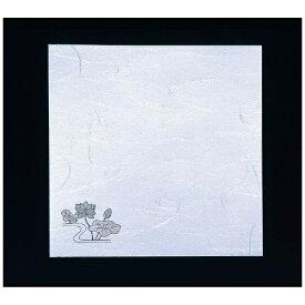 ヤマコー YAMACO 4寸歳時敷紙(100枚入) はす <QSK95>[QSK95]