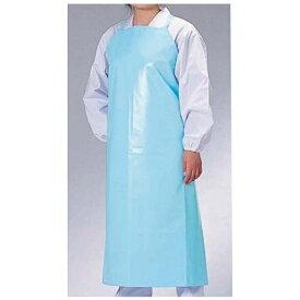 ワコウ WAKO マイティクロス エプロン胸当てタイプ E1001-1 S ブルー <SEP7402>[2009809]