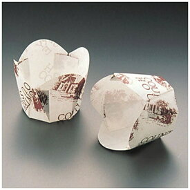 天満紙器 TEMMA SHIKI チューリップカップ白 M-304(100枚入) <WTY66304>[WTY66304]
