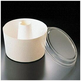 天満紙器 TEMMA SHIKI 蓋付シフォンカップ白無地 SC-840-A(50枚入) <WSH14>[WSH14]