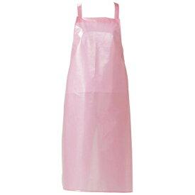 ワコウ WAKO ジャブエプロン 胸当てタイプ E1501-4 ピンク <SEP9304>[2704501]