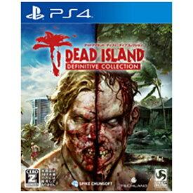 スパイクチュンソフト Spike Chunsoft デッドアイランド:ディフィニティブコレクション【PS4ゲームソフト】