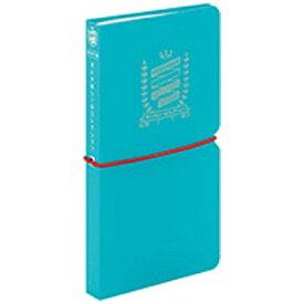 キングジム KING JIM [ファイル] オトナのシールコレクション(マスキングテープ用) A5変形 青 2982アオ