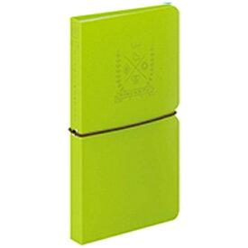 キングジム KING JIM [ファイル] オトナのシールコレクション(フレークシール用) A5変形 黄緑 2981キミ