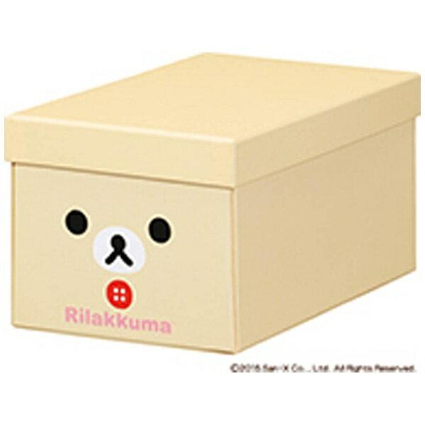 キングジム KING JIM [ケース] リラックマ 折りたたみ収納ボックス サイズ:S コリラックマ 4065RKコリ