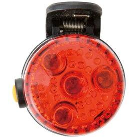 アスカ ASKA 2WAY LED安全ライト レッド SL02R