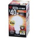 アイリスオーヤマ LED電球 「エコハイルクス」(一般電球形[広配光タイプ]・全光束485lm/電球色相当・口金E26) LDA5L-G-4T2