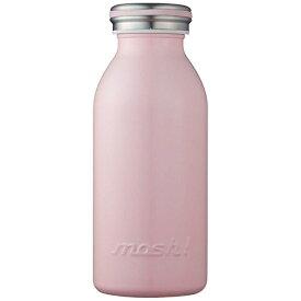 ドウシシャ DOSHISHA ステンレスボトル 「mosh!ボトル」(350ml) DMMB350PE ピーチ[DMMB350PE]