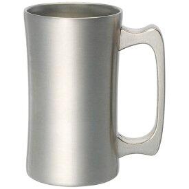 ドウシシャ DOSHISHA マグカップ 「飲みごろ新ジョッキ」(600ml) DSSJ600MT[DSSJ600MT]