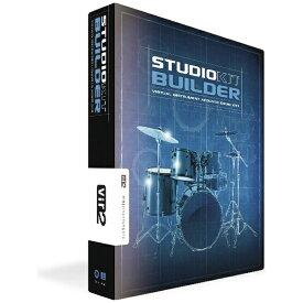 クリプトン・フューチャー・メディア Crypton Future Media アコースティック・ドラム音源 STUDIO KIT BUILDER[SKBV2X]