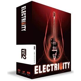 クリプトン・フューチャー・メディア Crypton Future Media エレクトリックギター音源 ELECTRI6ITY[EL6YX]
