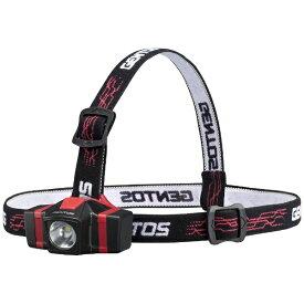 ジェントス GENTOS GD-702D ヘッドライト [LED /単3乾電池×1][GD702D]