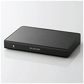 エレコム ELECOM HDMI分配器 VSP-HD14BK [1入力 /4出力 /4K対応][VSPHD14BK]