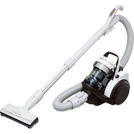 パナソニック Panasonic MC-SR24J-W サイクロン式掃除機 ショコラホワイト [サイクロン式][MCSR24J 掃除機]【0426_rb】