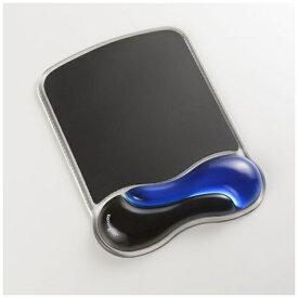 ケンジントン Kensington マウスパッド リストレスト付き ブルー K62401JP[K62401JP]