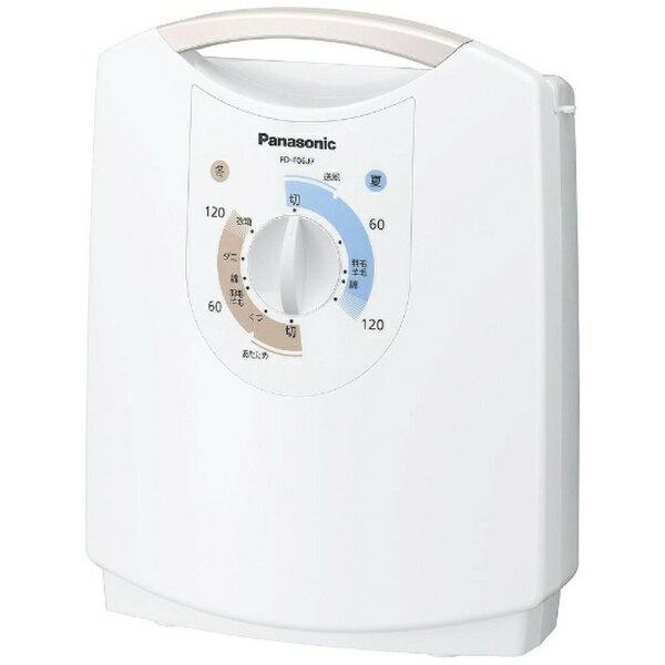 パナソニック Panasonic FD-F06J7 ふとん乾燥機 シルキーシャンパン [マットタイプ][FDF06J7] panasonic