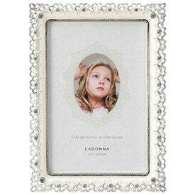 ラドンナ LADONNA ブライダルフレーム(ホワイト) MJ87-P-WH[MJ87PWH]