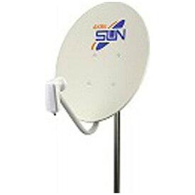サン電子 SUNCORPORATION 4K・8K衛星放送対応 BS・110度CSデジタルアンテナ CBD-K045[CBDK045]