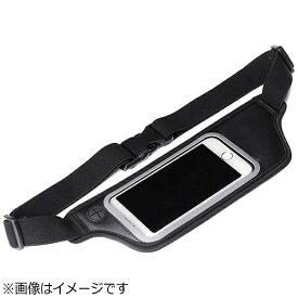 PGA スマートフォン対応[幅 70mm] iJacket SPORTS ウエストポーチ PG-SPB02BK