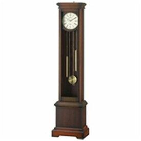 リズム時計 RHYTHM 置き時計 【HIARM-420R】 茶 4RN420RH06 [電波自動受信機能有]