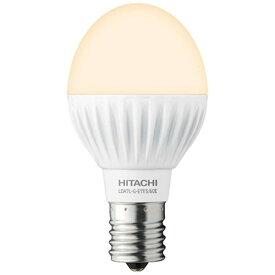 日立 HITACHI LDA7L-G-E17/S/60E LED電球 小形電球形 [E17 /電球色 /60W相当 /一般電球形 /広配光タイプ][LDA7LGE17S60E]