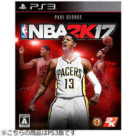 テイクツー・インタラクティブ Take-Two Interactive NBA 2K17【PS3ゲームソフト】