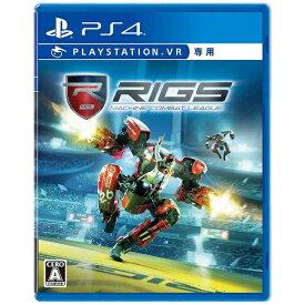 ソニーインタラクティブエンタテインメント Sony Interactive Entertainmen RIGS Machine Combat League【PS4ゲームソフト(VR専用)】