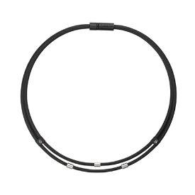 コラントッテ Colantotte ネックレス ワックルネック TWIN(Lサイズ/ブラック) ABAAU01L
