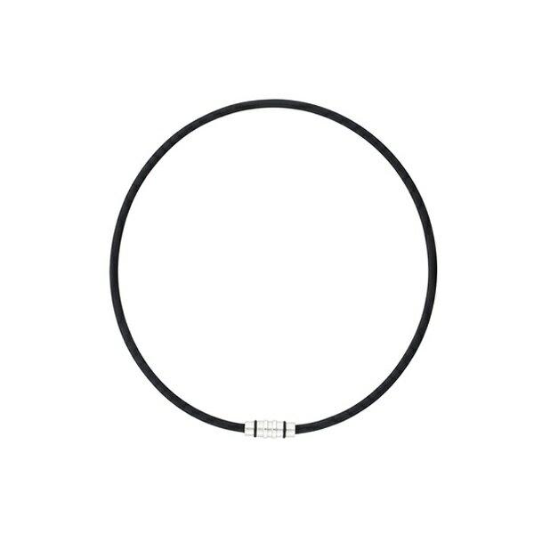 【送料無料】 コラントッテ ネックレス クレスト(Lサイズ/ブラック) ABAAS01L