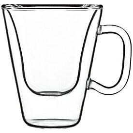 ボルミオリルイジ Bormioli Luig シングルオリジンコーヒーカップ コスタリカ(2ヶ入) 10666/01 <RBLA301>[RBLA301]