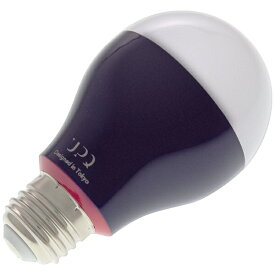 UPQ アップ・キュー Bluetooth対応 スマート電球 「Q-home BB01 NR ネイビー・アンド・レッド」(500lm) QBLB001