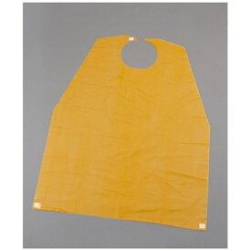 中部物産貿易 シール付介護用エプロン(50枚入) オレンジ <SEPD201>[SEPD201]