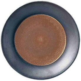 ミヤザキ食器 MIYAZAKI 武蔵 ラウンドプレート 25cm MS2501 <RMSN703>[RMSN703]