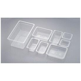 トラスト TRUST トラスト トライタン コールドフードパン 1/6×100mm 8492 <AHC7511>[AHC7511]