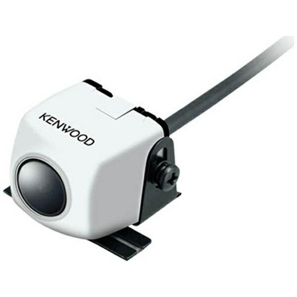 【送料無料】 ケンウッド バックカメラ(ホワイト) CMOS-230W[CMOS230W]