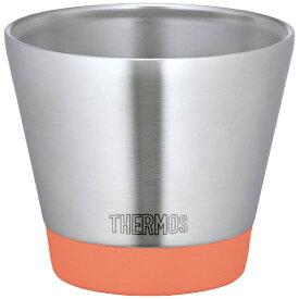 サーモス THERMOS 真空断熱カップ (300ml) JDD-301-CA キャロット[JDD301]