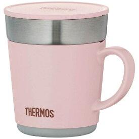 サーモス THERMOS 保温マグカップ (240ml) JDC-241-LP ライトピンク[JDC241]